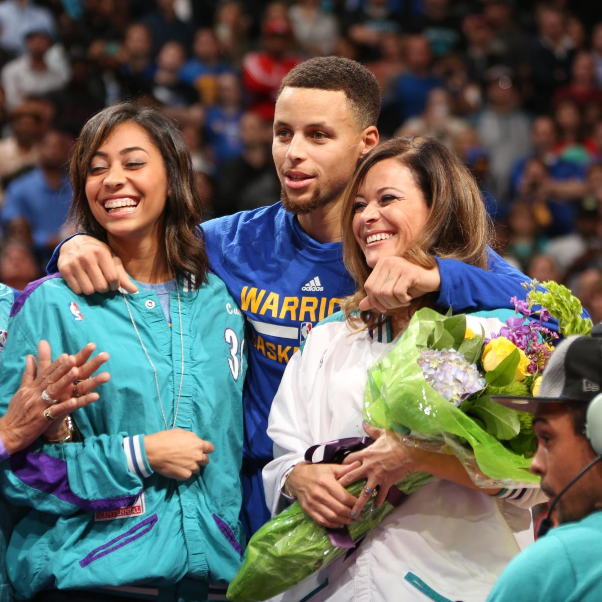 Cleveland Fan Gets Fired For Rude Tweets At Steph Curry S Sister Regarding Riley Bleacher Report Latest News Videos And Highlights
