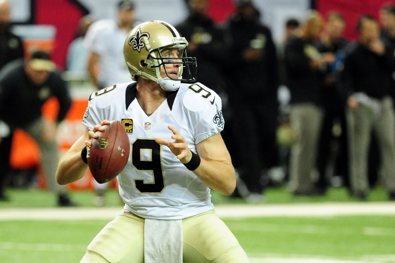 Saints' Drew Brees 'Concerned' After Suffering Hand Injury vs. Rams