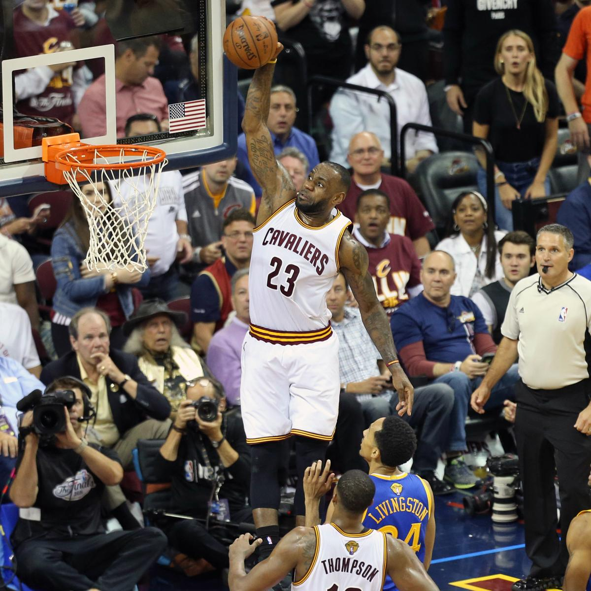 Warriors Game Broadcast Tv: NBA Finals Schedule 2016: Warriors Vs. Cavaliers Game 4 TV