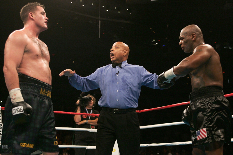 The End of the Journey: Recalling Kevin McBride's Shock Victory over Mike Tyson