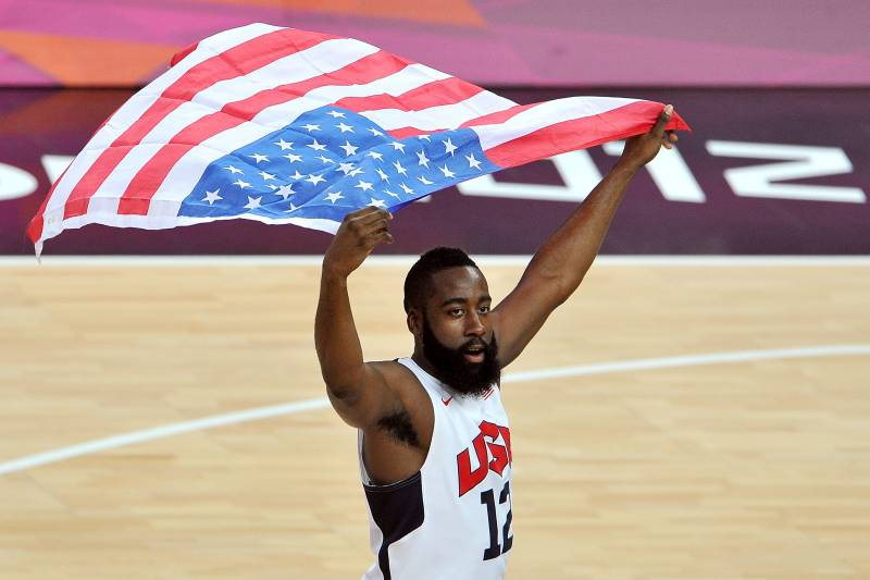 33638c4ea738 James Harden Will Not Compete for Team USA at 2016 Rio Olympics ...