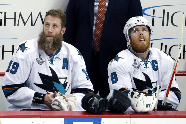 best service 4c19c 6c0ea San Jose Sharks' Blueprint to Return to the Stanley Cup ...