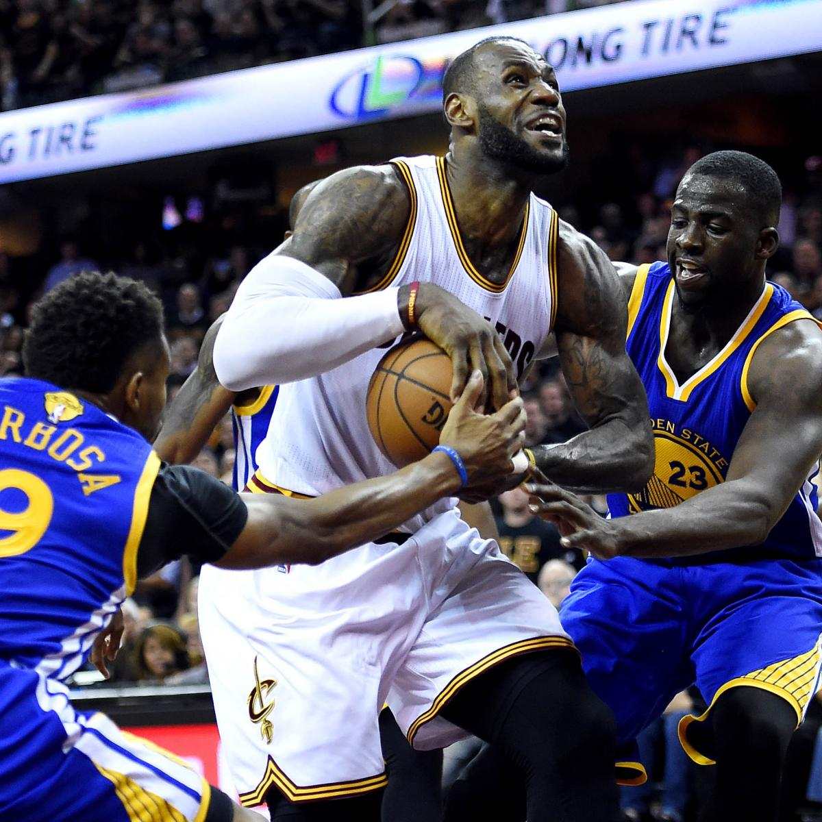 Cavaliers Vs. Warriors: Game 6 Stats And NBA Finals 2016