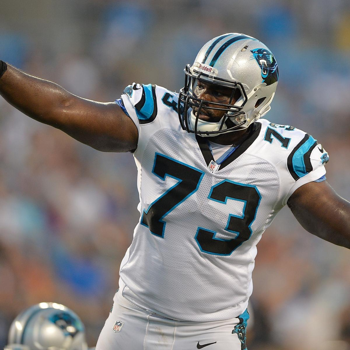 Michael Oher, Panthers Agree To New Contract: Latest