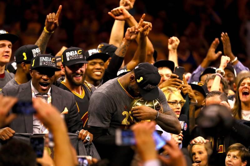 c2f0ca152b4 Cavaliers Win 2016 NBA Finals  Score