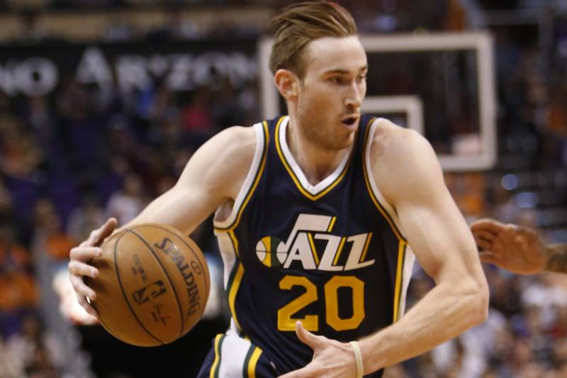 Gordon Hayward Trade Rumors Latest Buzz And Speculation On Jazz Star Bleacher Report Latest News Videos And Highlights