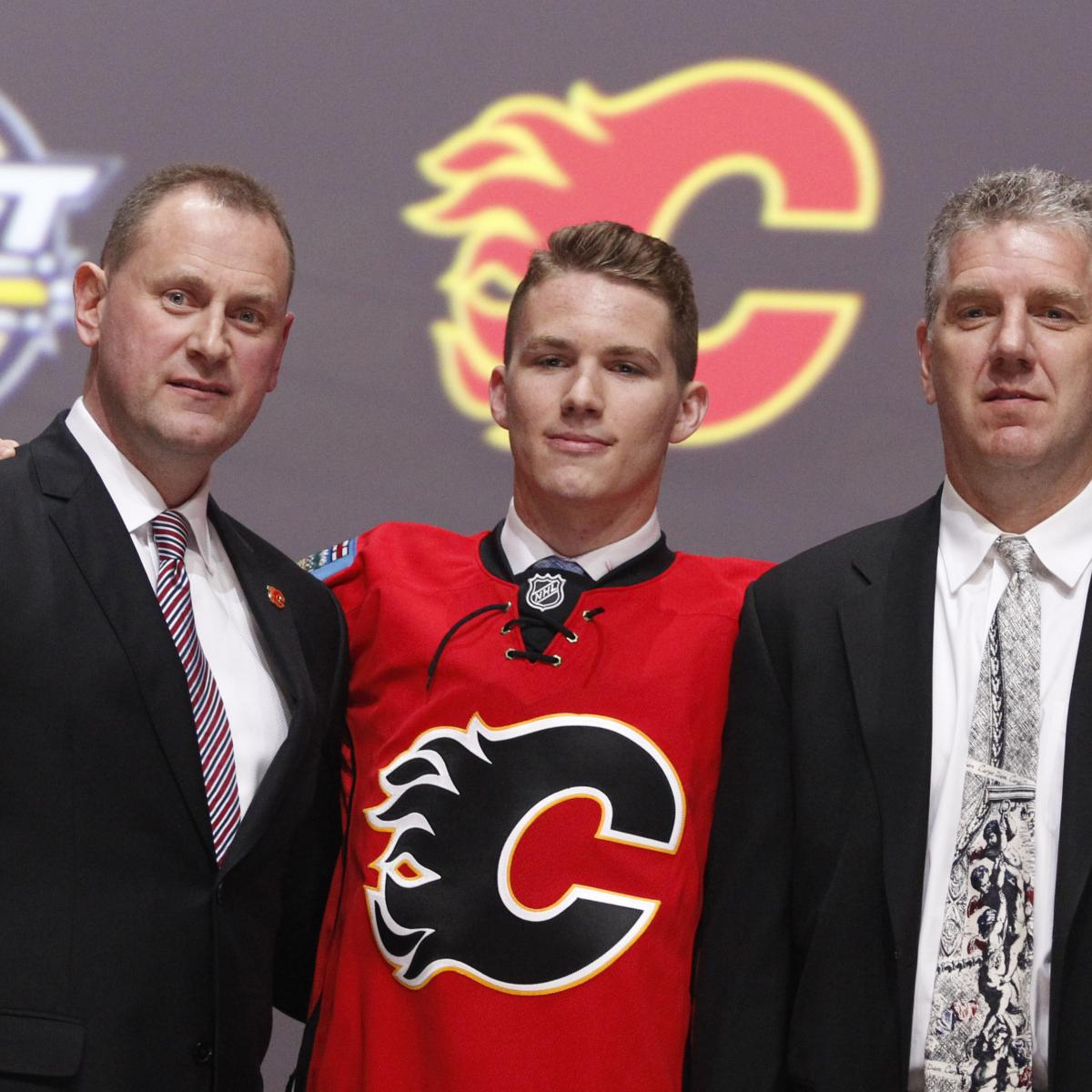 2016 NHL Draft Results: Team-by-Team Grades for Notable Picks   Bleacher Report   Latest News ...