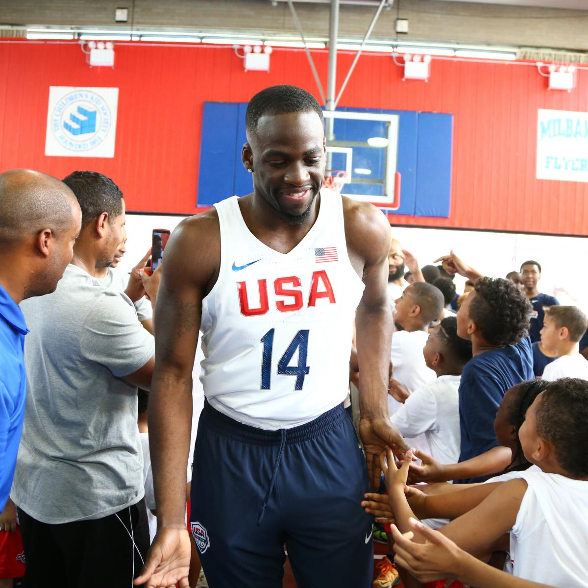 Draymond Green Comments on NBA Finals Loss, Playing with Kevin Durant and More