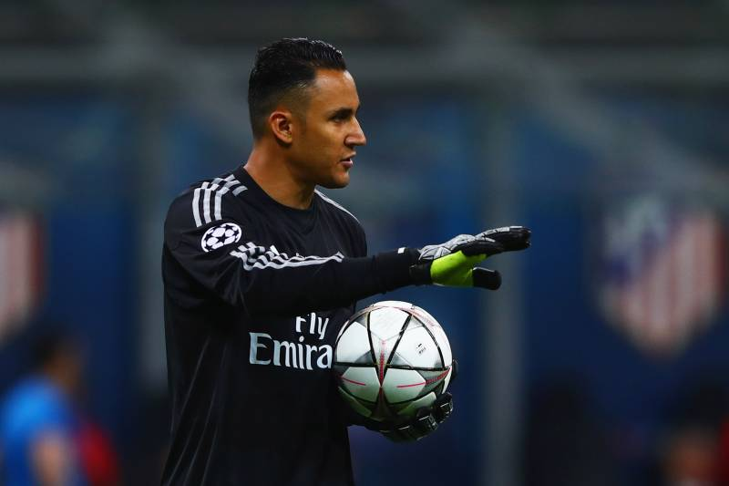 62839c977e5 Keylor Navas Could Miss Next 2 Real Madrid Matches with Thigh Problem