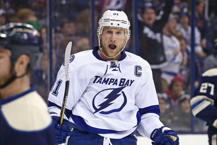 steven stamkos re signing great for lightning terrible for free