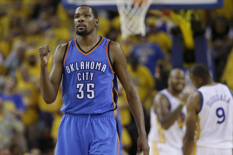 b724079c649 Kevin Durant Announces Decision to Join Golden State Warriors ...