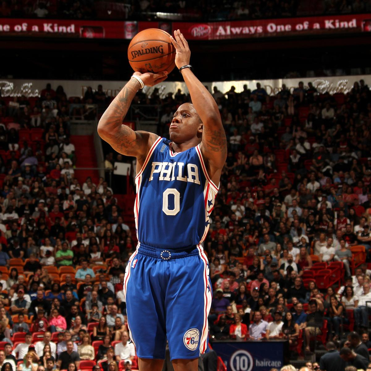 Isaiah Canaan Becomes Free Agent After 76ers Don't Extend