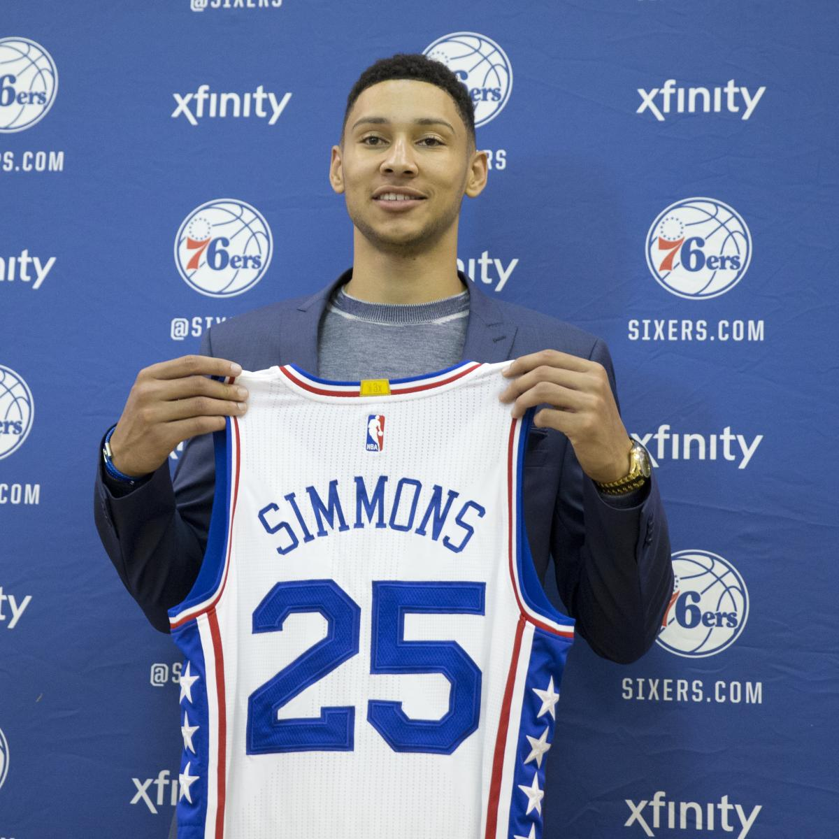 Ben Simmons, 76ers Agree To Contract: Latest Details