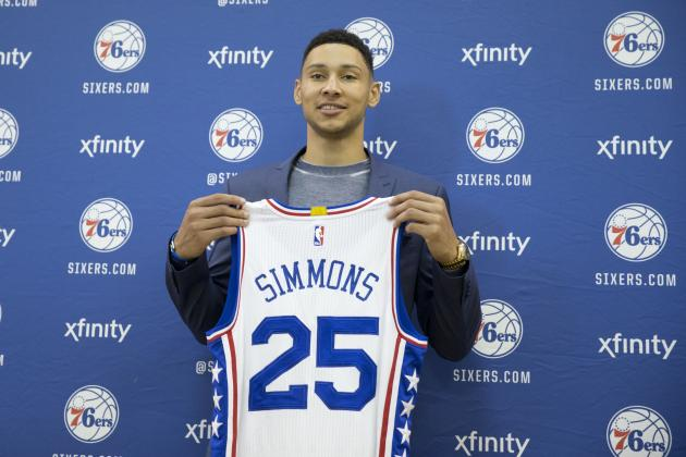 Image result for ben simmons sixers