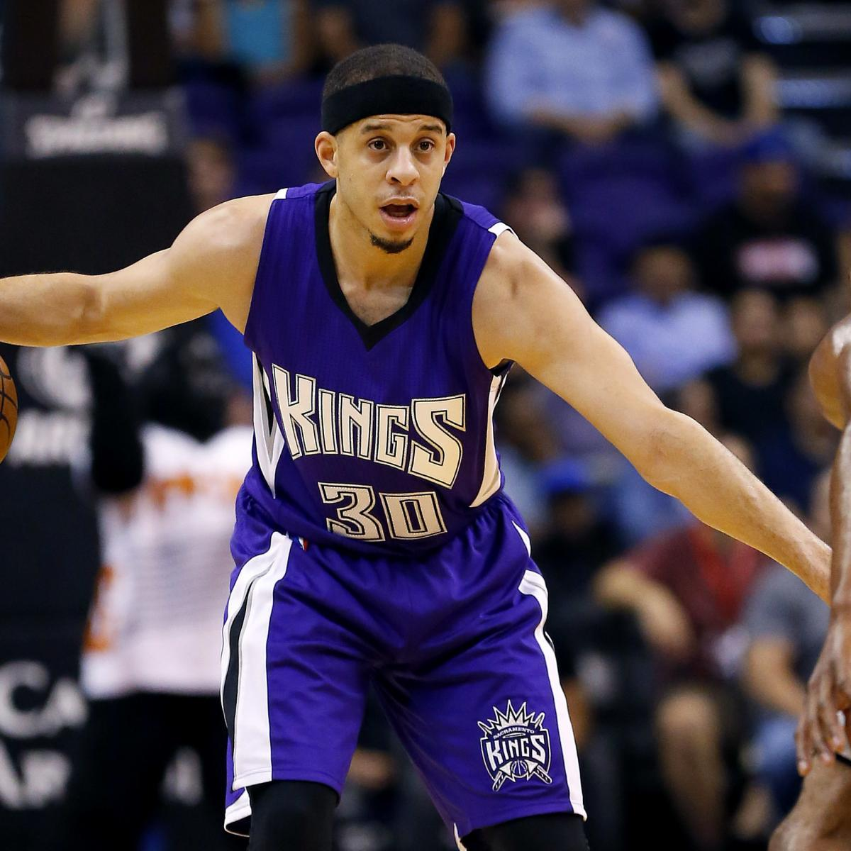 Seth Curry's Qualifying Offer Reportedly Will Be Rescinded