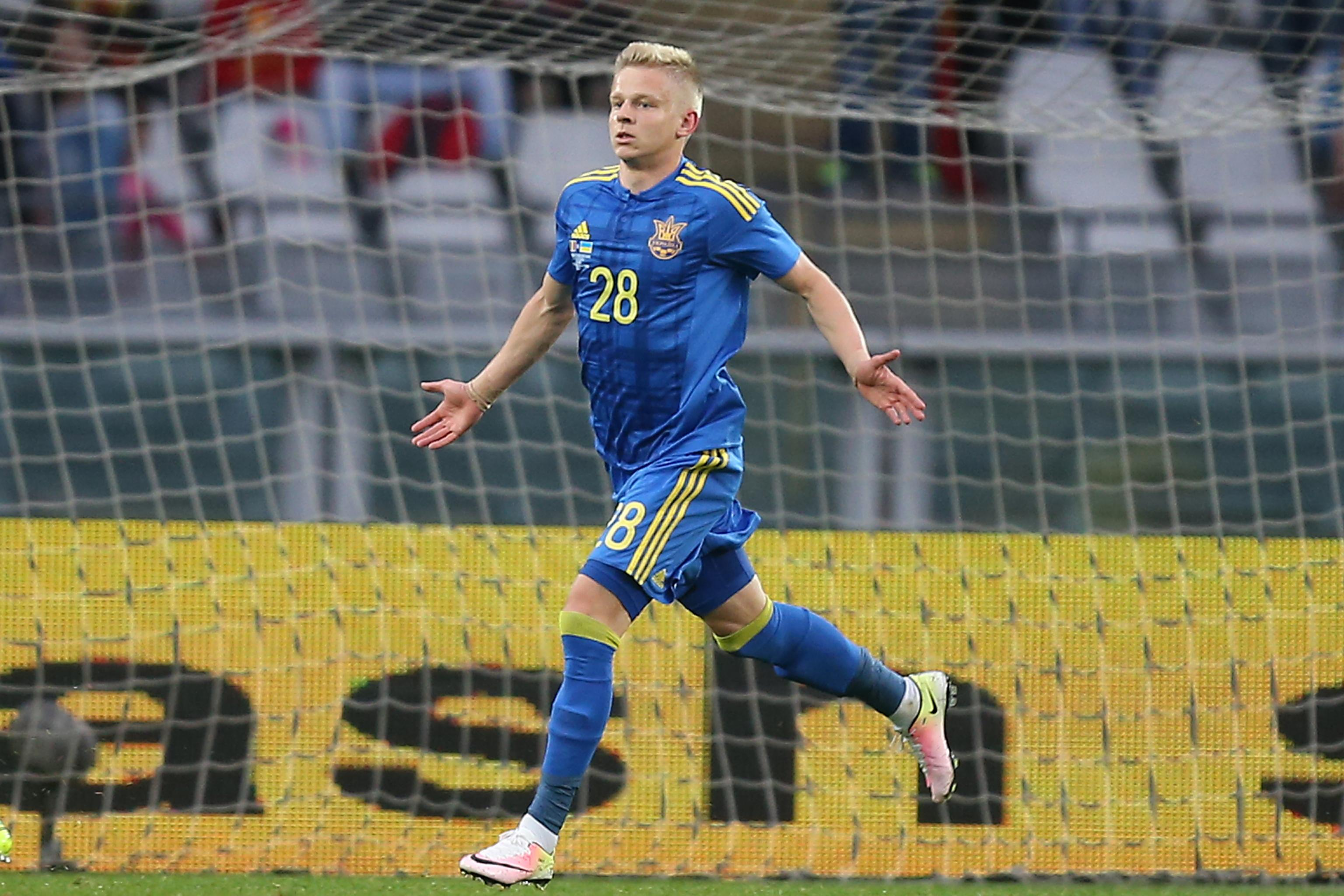 Oleksandr Zinchenko to Manchester City: Latest Transfer Details and  Reaction | Bleacher Report | Latest News, Videos and Highlights