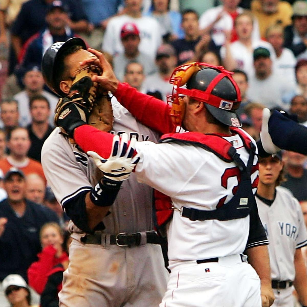 B/R MLB Rivalry Series: New York Yankees Vs. Boston Red