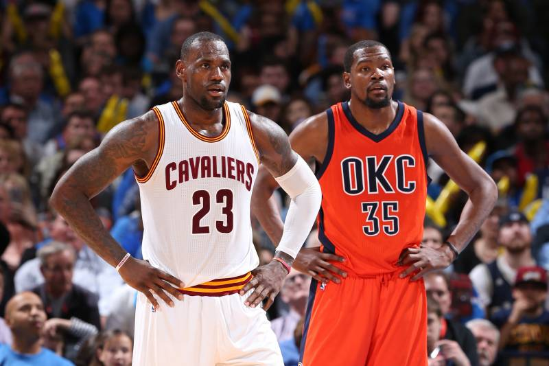 info for 6d6bc f41f1 Like LeBron Before Him, Kevin Durant Shows NBA That Power Is ...