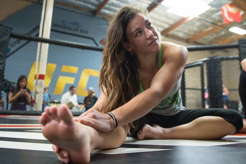 Ufc 200 Is The End Of A Long Road To Cashing In For Miesha Tate