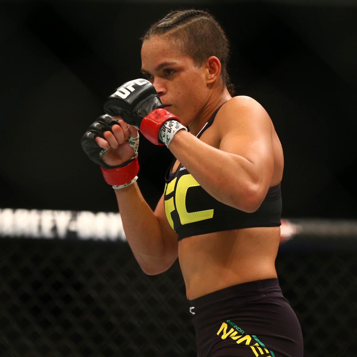 Miesha Tate vs. Amanda Nunes Results: Winner and Knockout