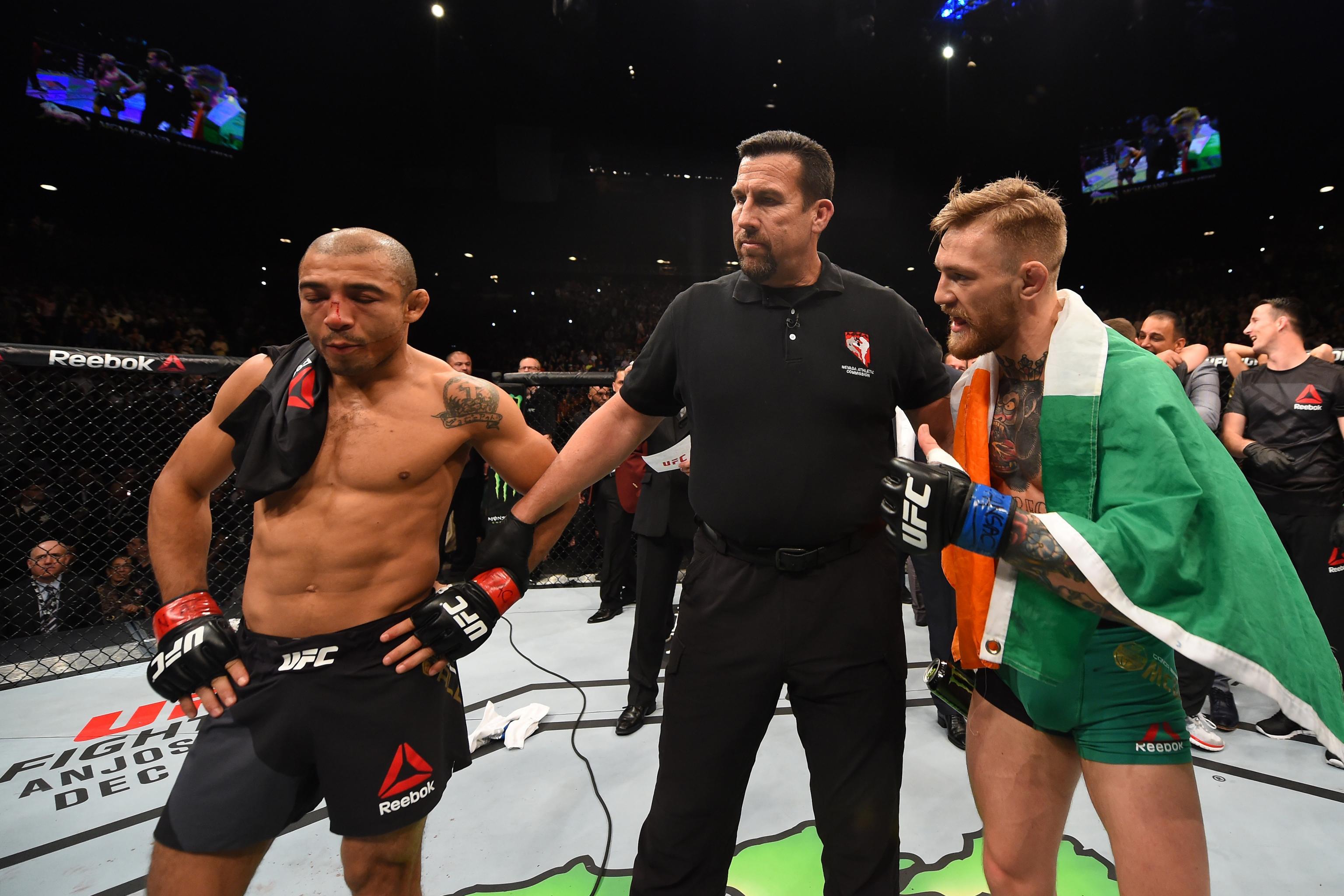 Dana White: Conor McGregor vs. Jose Aldo 2 Will Happen After UFC 202 | Bleacher Report | Latest News, Videos and Highlights