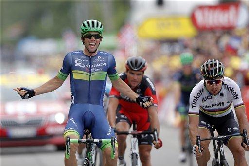 Tour de France 2016  Stage 10 Results 5fb6f7fdf