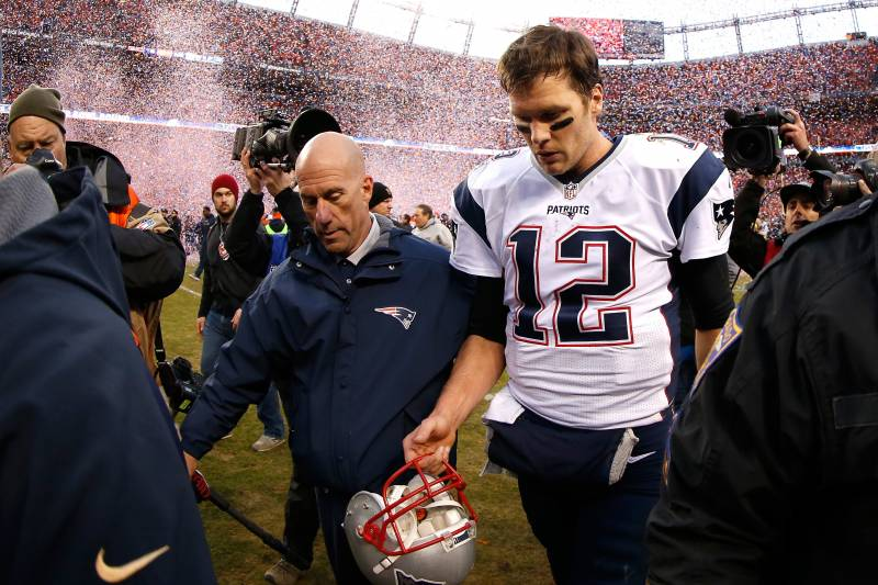 Tom Brady's Deflategate Appeal Request Denied: Twitter