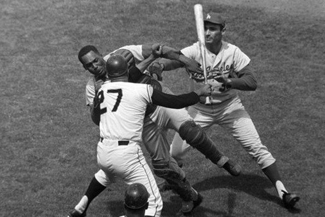 B R Mlb Rivalry Series Los Angeles Dodgers Vs San