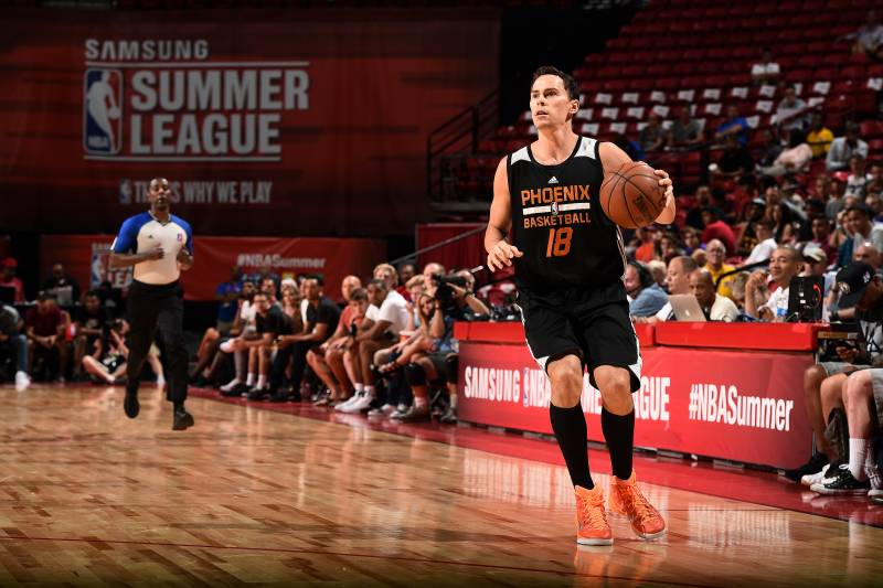 d8ffe779f04 Spanish hoop star Kyle Kuric had a brain tumor removed just months before  flashing his skills