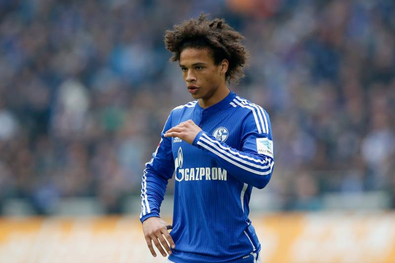 best website 3c3fd 2d102 Leroy Sane Officially Completes Manchester City Transfer ...