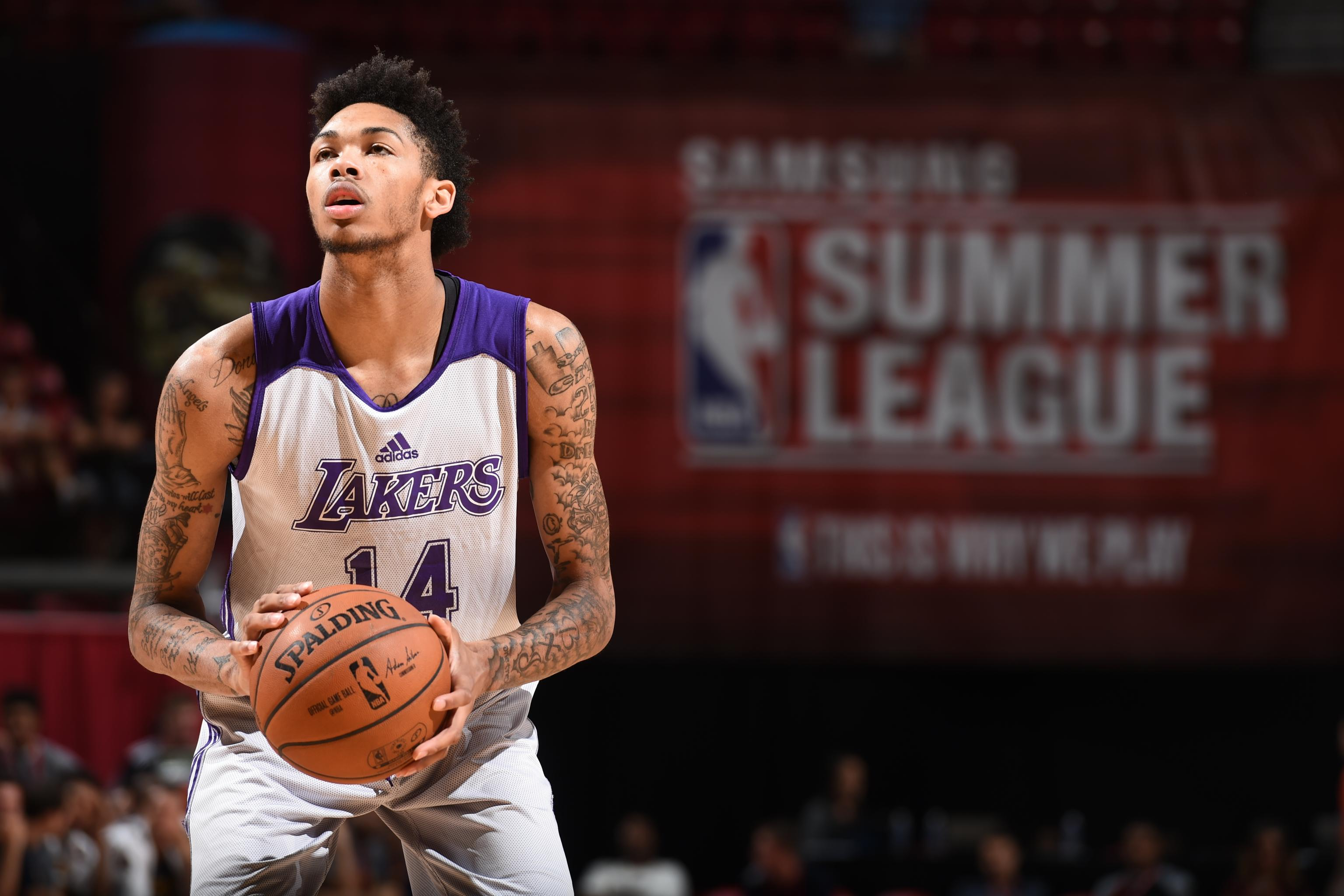 Realistic Expectations For La Lakers Rookie Brandon Ingram In 2016 17 Bleacher Report Latest News Videos And Highlights