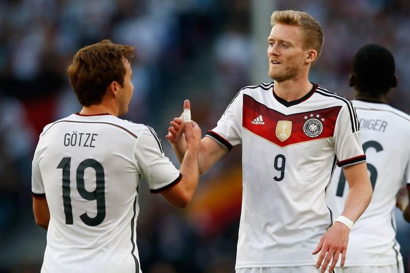 huge discount e2c2a 64647 Do Borussia Dortmund Need Both Mario Gotze and Andre ...