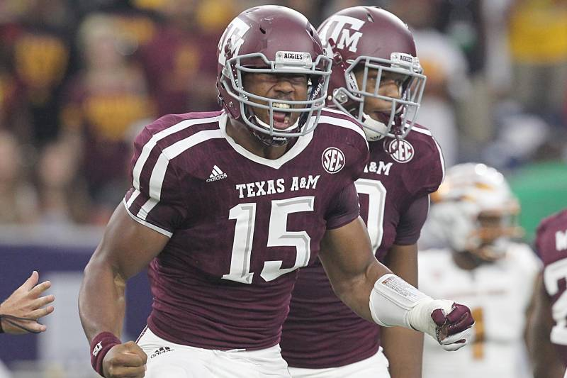 Why Myles Garrett Is a Better NFL Draft Prospect Than Jadeveon Clowney