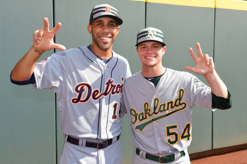 official photos ded03 9fa78 David Price and Sonny Gray Building a Bromance That ...
