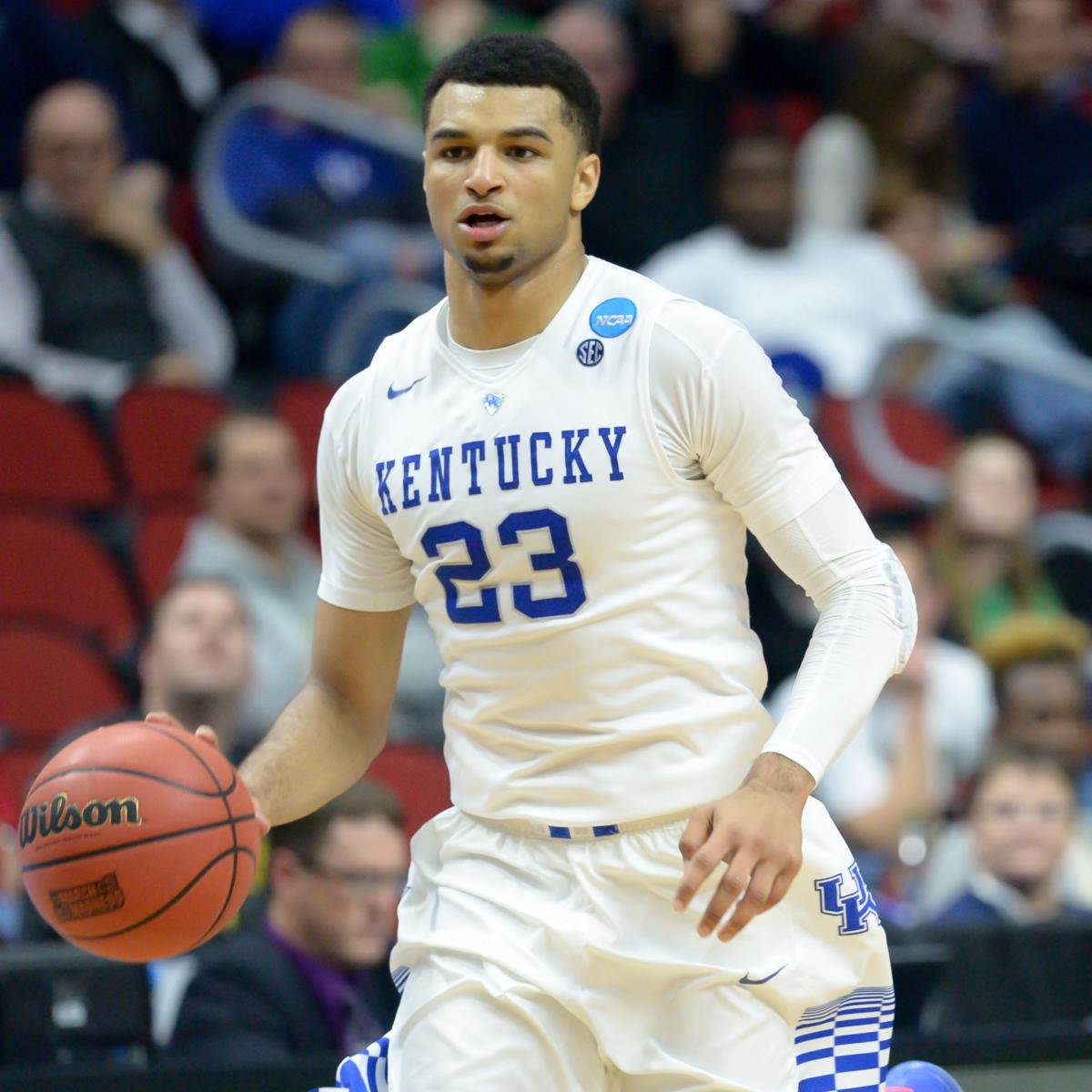 Jamal Murray: Realistic Expectations For Denver Nuggets Rookie Jamal