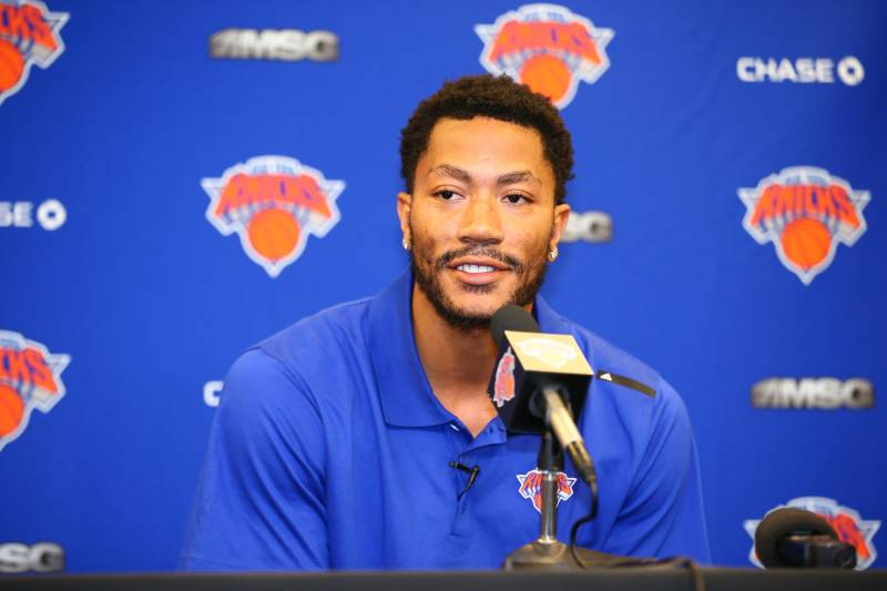 dfd0e34ca864 Stop Expecting Derrick Rose to Be Something He Never Was
