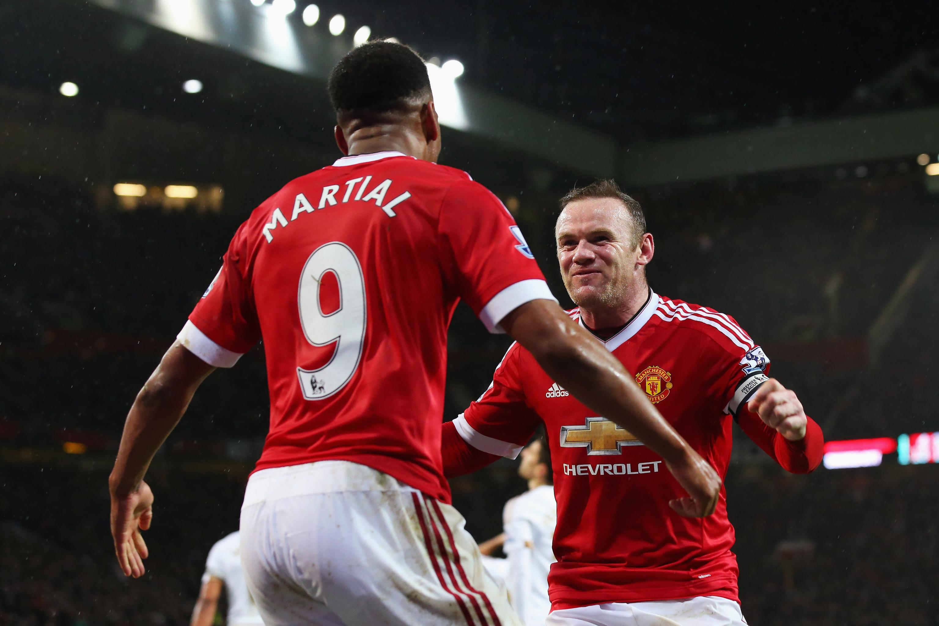 pretty nice 61cce 243e6 Is Anthony Martial Unhappy Losing His No. 9 Shirt to Zlatan ...