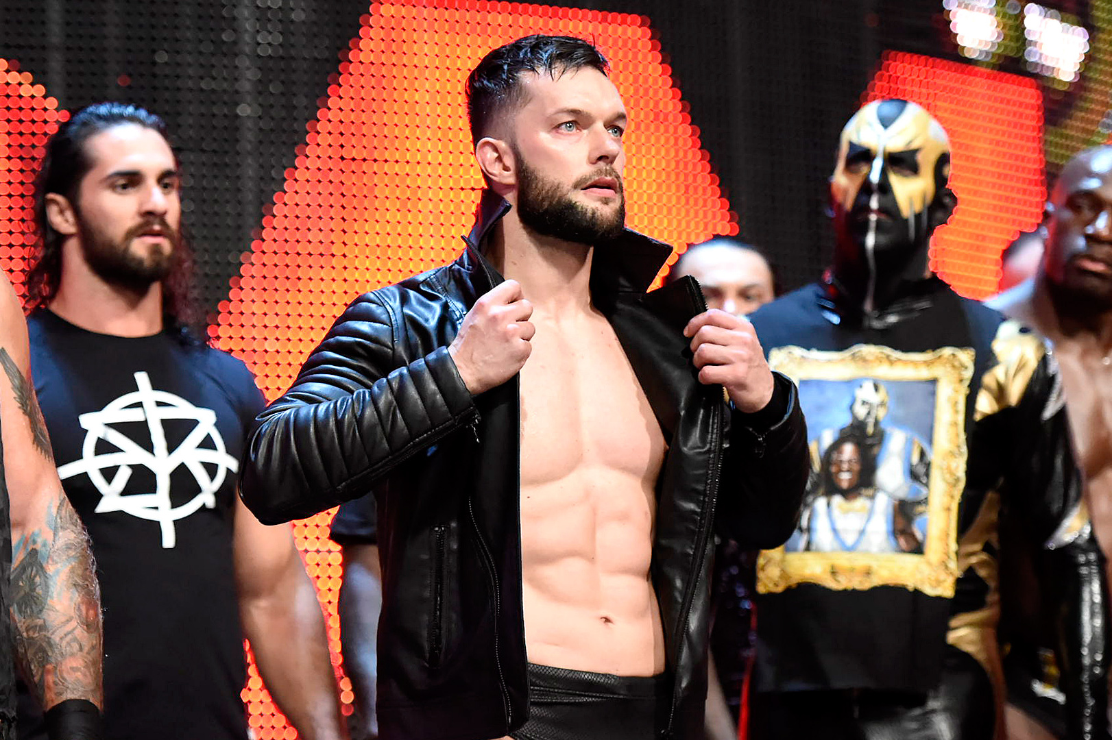 Finn Balor Flashes No 1 Star Potential In Outstanding Wwe Raw Debut Bleacher Report Latest News Videos And Highlights