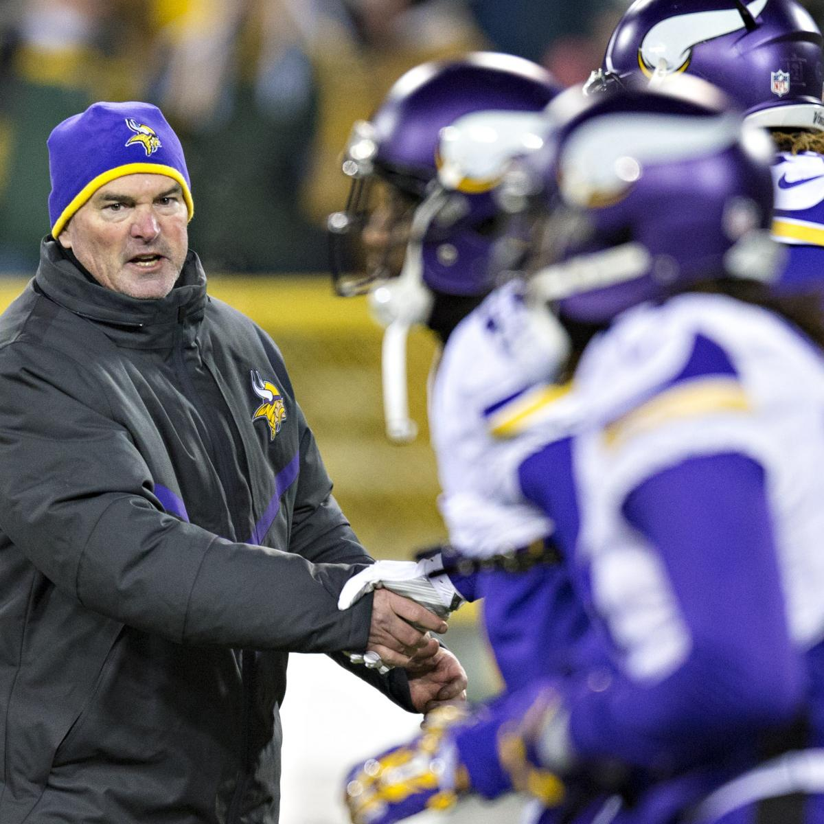 Mike Zimmer, Vikings Agree To New Contract: Latest Details