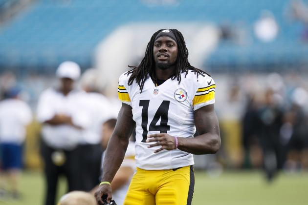 the best attitude a28c2 1b761 Sammie Coates Injury: Updates on Steelers WR's Finger and ...