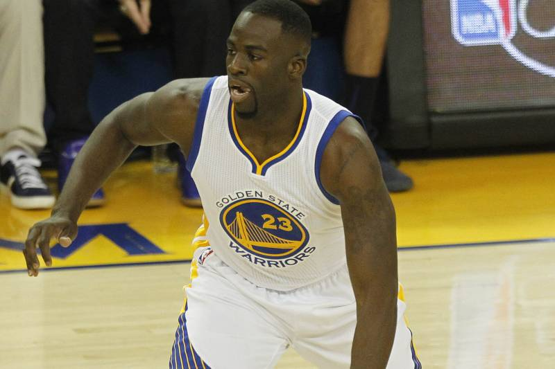 063198157e93 Draymond Green Apologizes After NSFW Image Surfaces on Snapchat Account