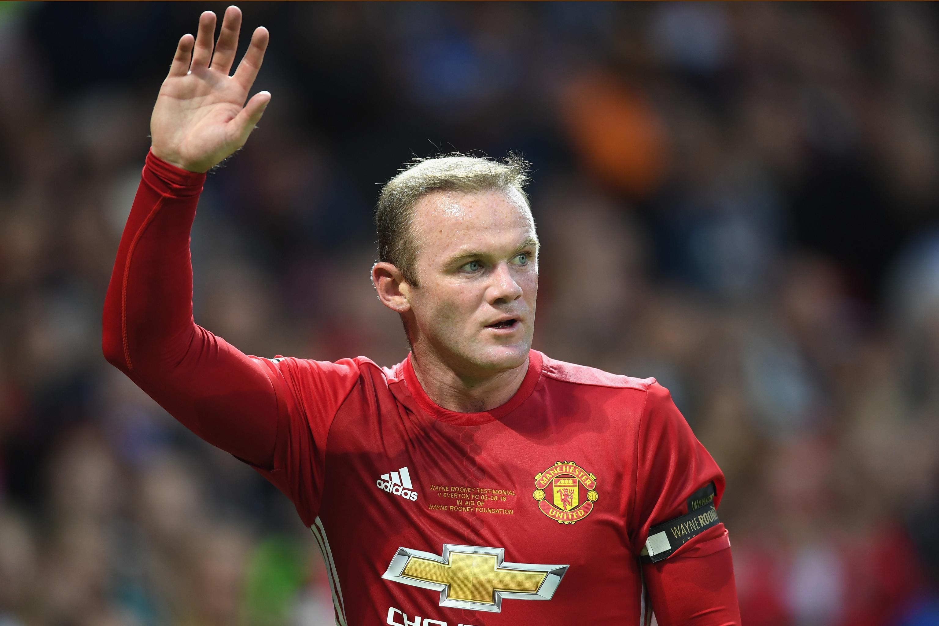 Wayne Rooney Testimonial Score Reaction From Manchester United Vs Everton Bleacher Report Latest News Videos And Highlights