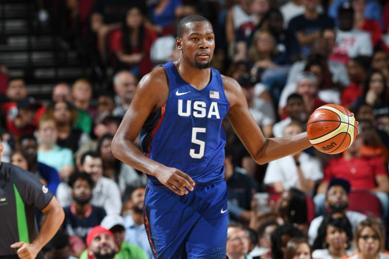 c50e6631efb Olympic Basketball 2016  USA Roster