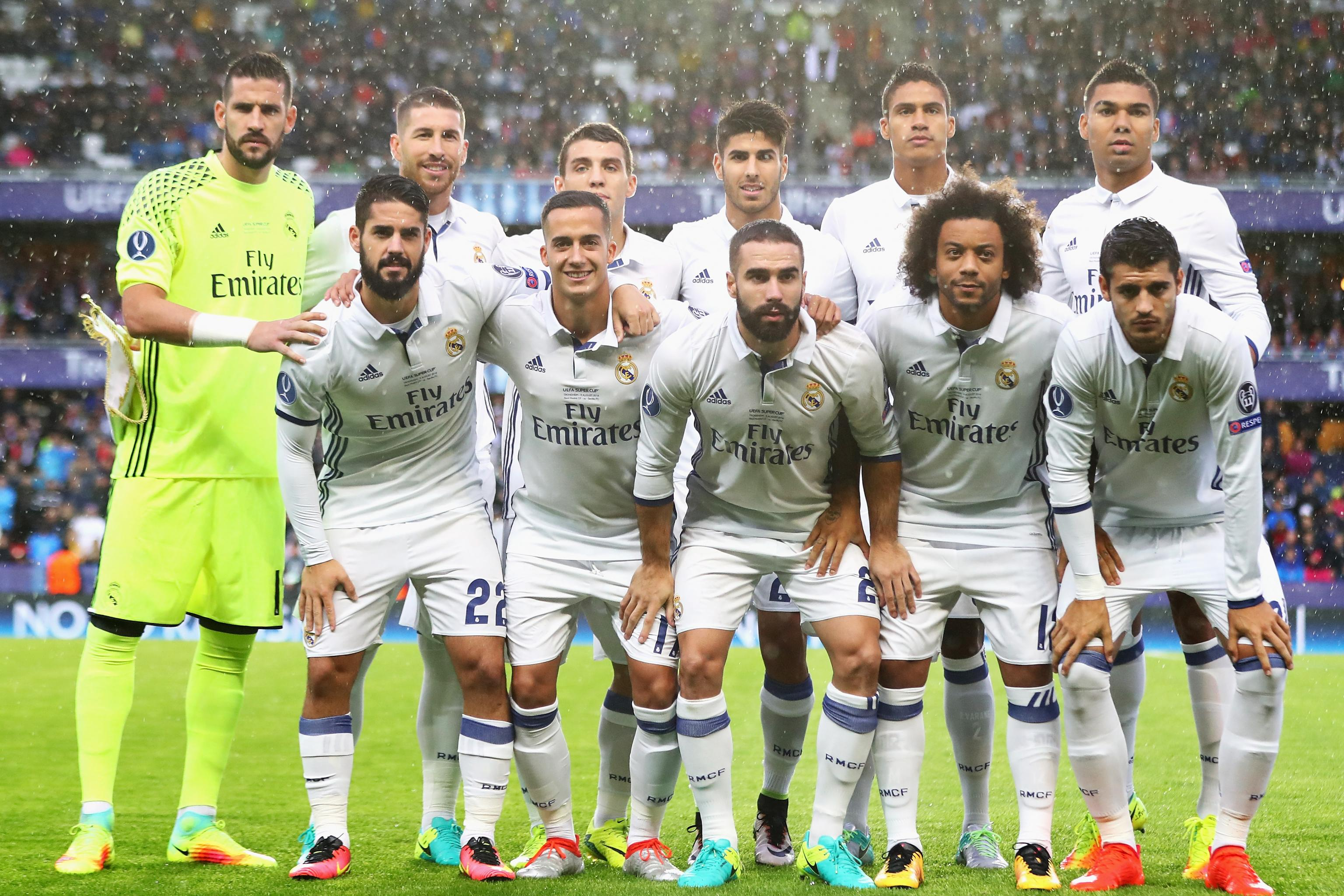 Real Madrid Vs Sevilla Goals And Highlights From 2016 European Super Cup Bleacher Report Latest News Videos And Highlights