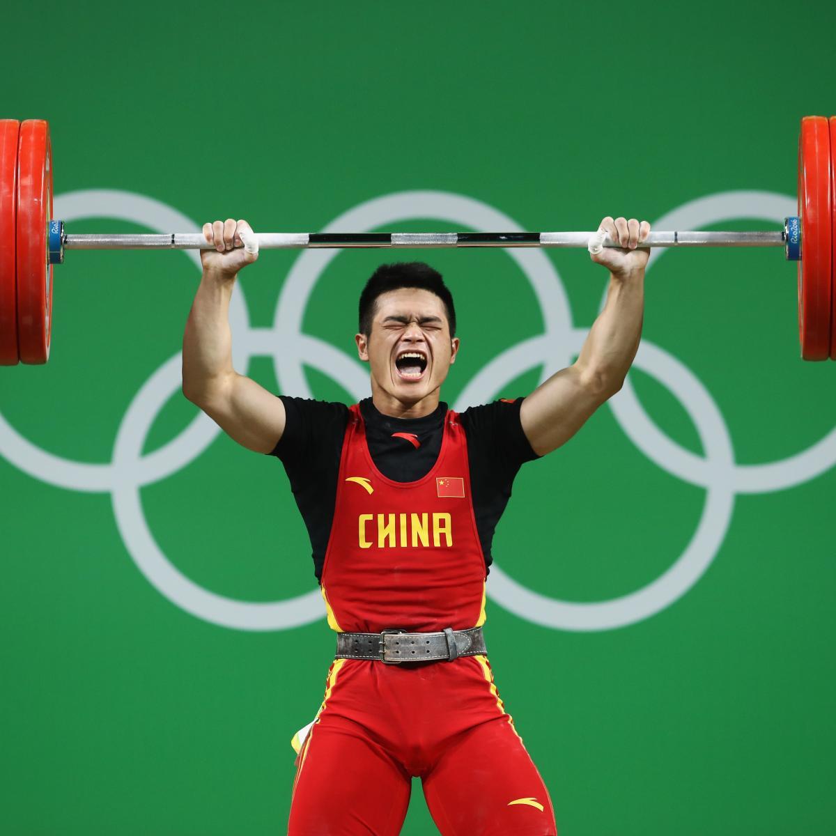 weightlfting aka olympic lifting - HD5367×3578