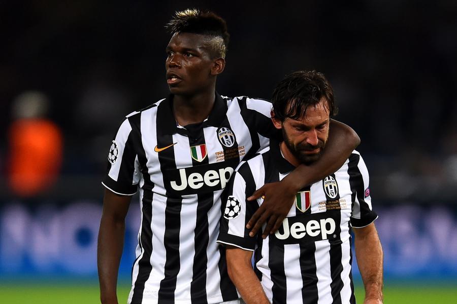info for b7e22 8ce31 Andrea Pirlo Talks Paul Pogba, Zlatan Ibrahimovic ...