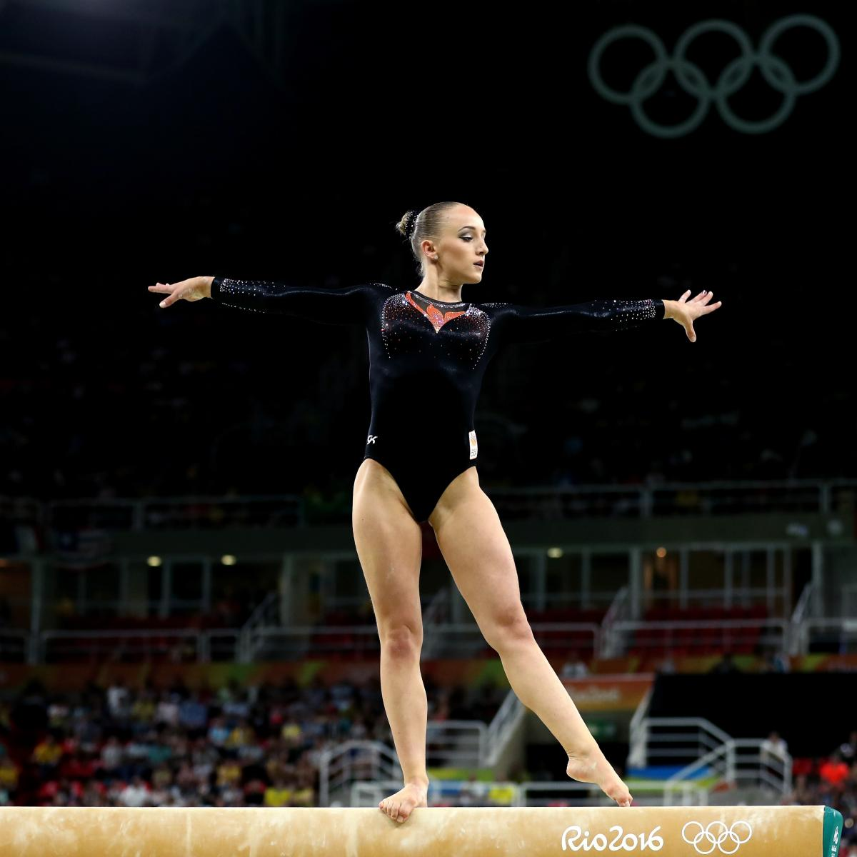 olympic women s gymnastics 2016 balance beam medal winners scores