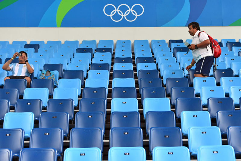 Rio Report Card: Olympics Aren't as Carefree as They Appear on TV