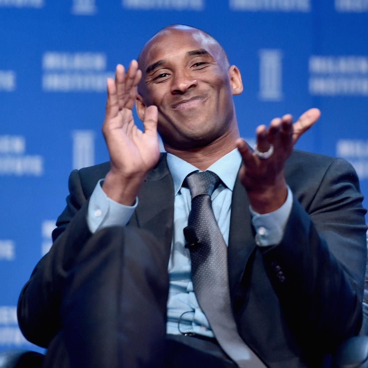 Kobe Bryant Comments on Retirement, Lakers, Luke Walton and More