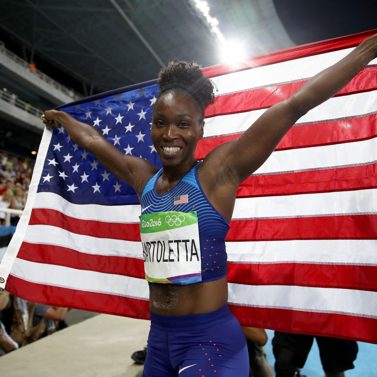 Track Winner: Olympic Track And Field 2016: Women's Long Jump Medal